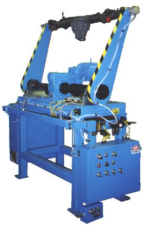 OVERHEAD TRANSFER MACHINE