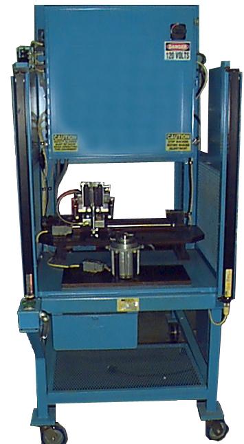 SEMI-AUTOMATIC RTV MACHINES