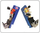 Hydraulic Tube Notchers