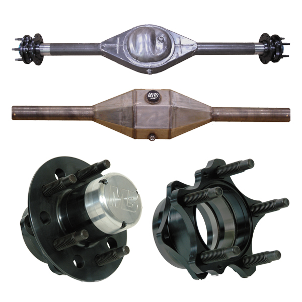 Rearend Housings & Hubs