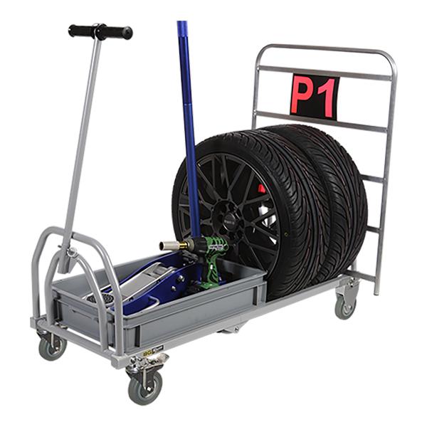 Tire Carts