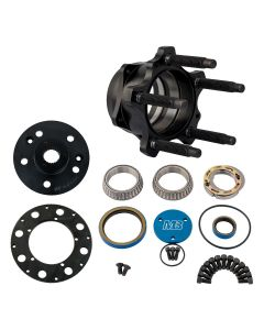 Rear Hub Kit, Light Wt - Left