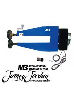 "24"" Variable Speed High Throat Bead Roller"