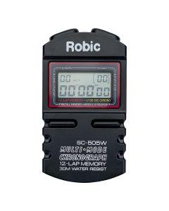Robic Stopwatch: SC 505W 12 Lap Memory