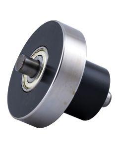 "Edging Anvil Wheel - Fournier 3"" OD x 3/4"" w Flat"