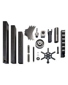Bench Mount Un-welded English Wheel Kit