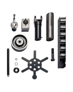 Precision Machined English Wheel Parts Kit