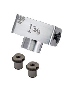 "1-3/8"" Tube Drill Jig With 5/16"" Drill Bushing"
