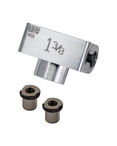 "1-3/8"" Tube Drill Jig With 7/16"" Drill Bushing"