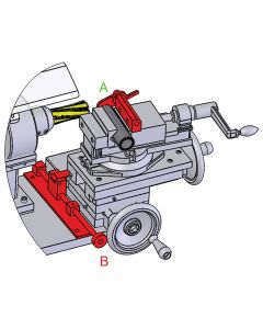 Adjustable Vise Stop Assembly