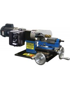 Ultimate Variable Speed Notcher w/ Upgrade Adj. Vise