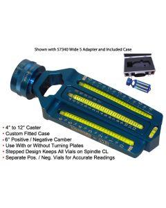 WIDE 5 CASTER/CAMBER GAUGE