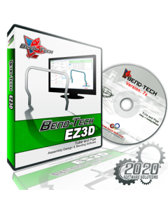 Bend-Tech EZ-3D Software