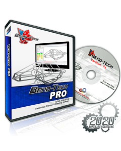 Bend-Tech Pro Software