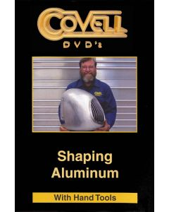 Shaping Aluminum w/ Hand Tools - DVD- Ron Covell