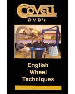 English Wheel Techniques - DVD- Ron Covell