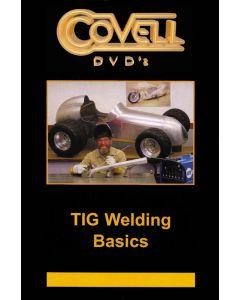 TIG Welding Basics - DVD- Ron Covell