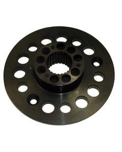 Dr. Flange Steel, 24 Spline 5x5-1/2