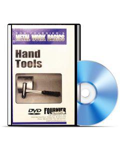 Sheet Metal Hand Tools - DVD -- Ron Fournier