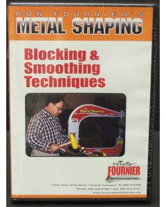 Metal Shaping - DVD - Ron Fournier