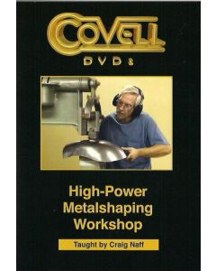 High Power Metalshaping DVD- Ron Covell