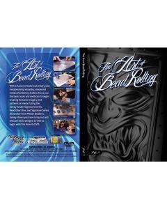 The Art of Bead Rolling Volume 1 - DVD - Jamey Jordan
