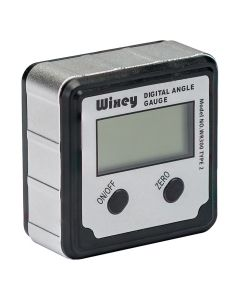 How To Use MB-WR365 -Digital Angle Gauge with Level