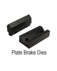 "7 Ga - 1/4"" 90 Degree Plate Brake Adapter Dies"