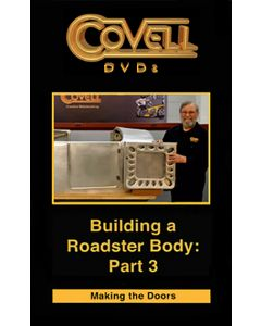 Building a Roadster Body Part 3: Making the Doors DVD