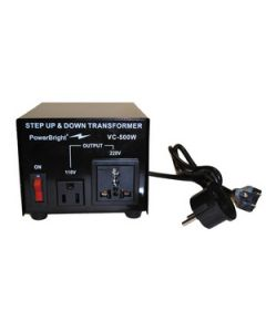 500 Watt (5 Amps) Voltage Convertor