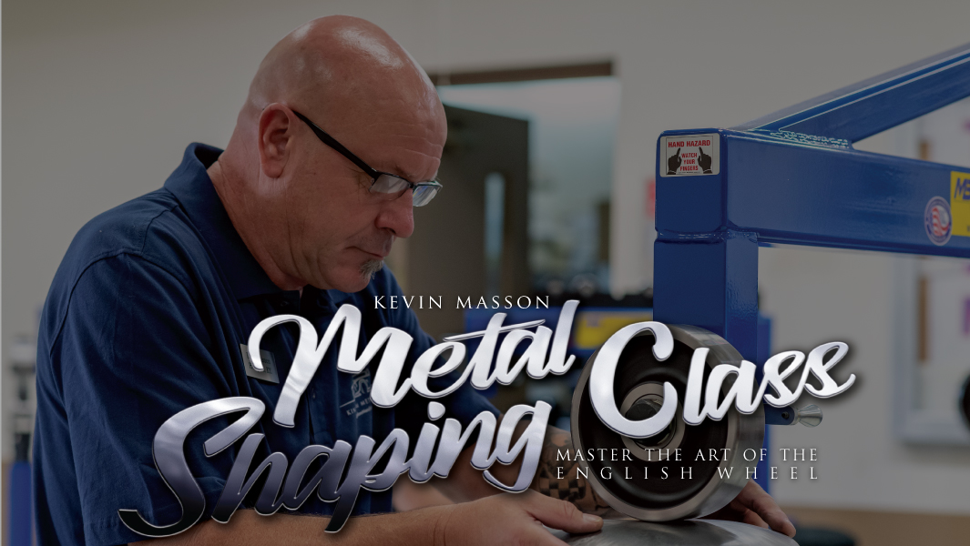 Kevin Masson Metal Shaping Class