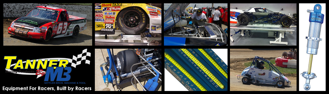 Tanner Racing Products by Mittler Bros