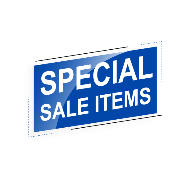 Special Sale Items